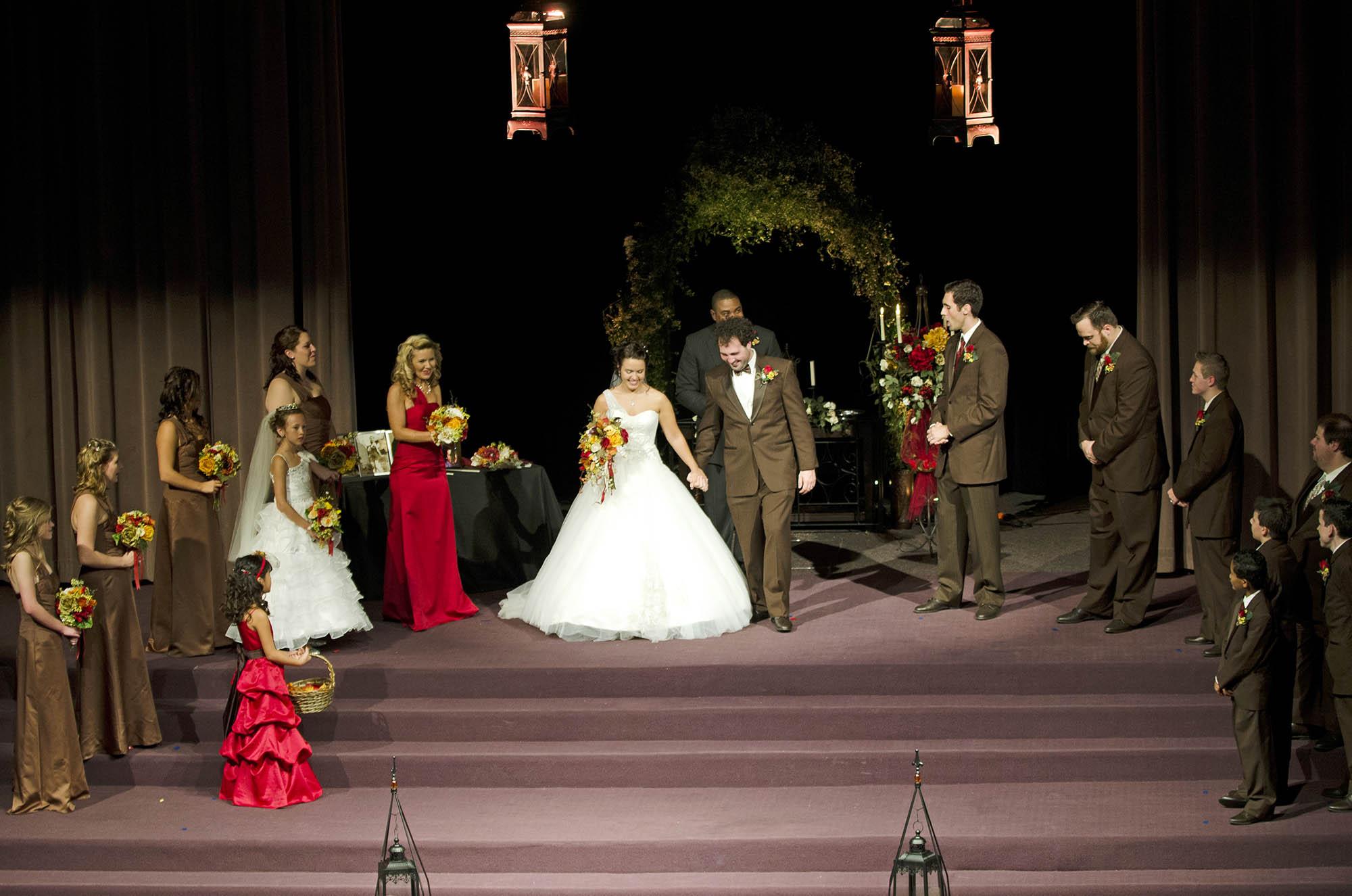 Wedding Portrait St Louis MO