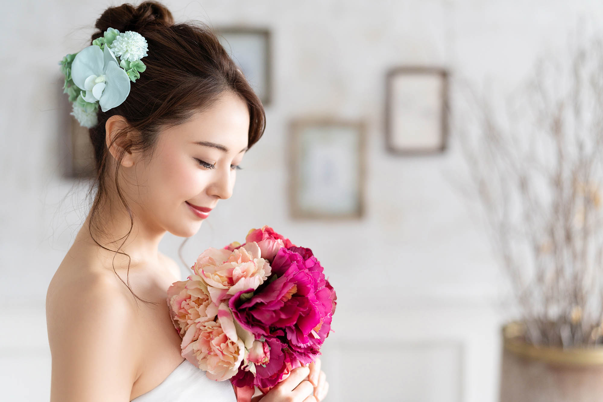 Bridal concept photography