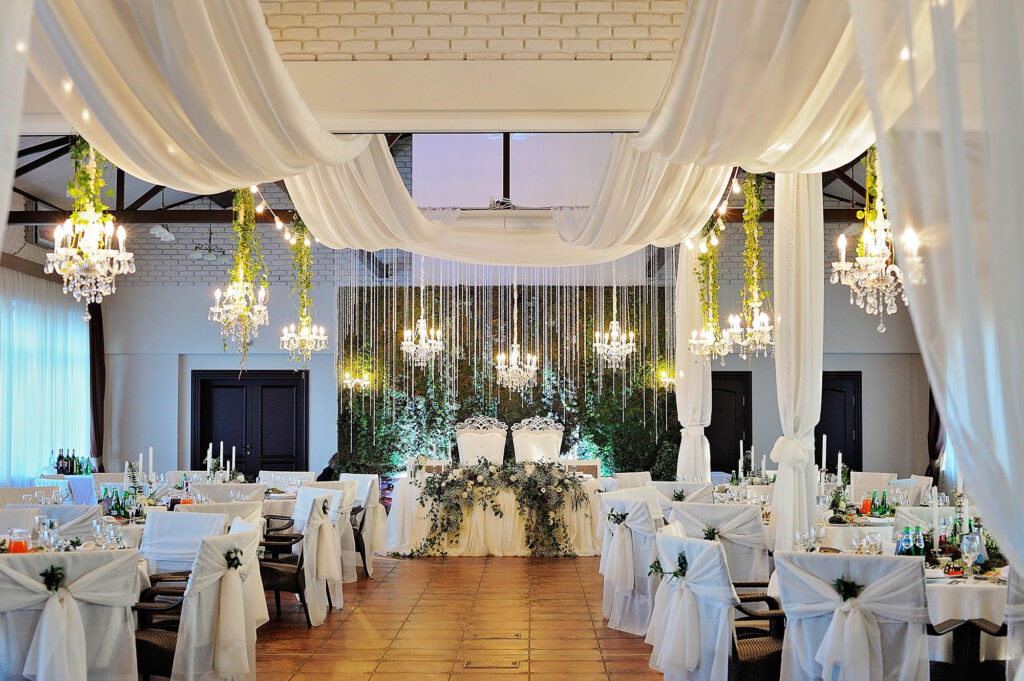 Wedding restaurant st louis photograph